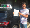 Driving School Pupil Greenford - Test Pass